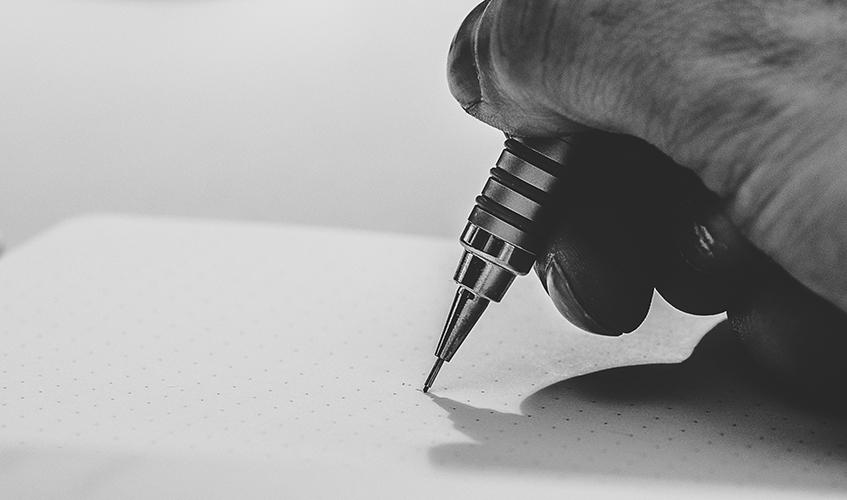 Writing, by Lukasz Kowalewski