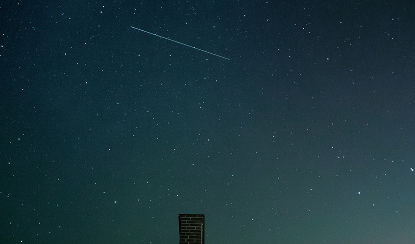 Shooting Star, Pawel Kadysz