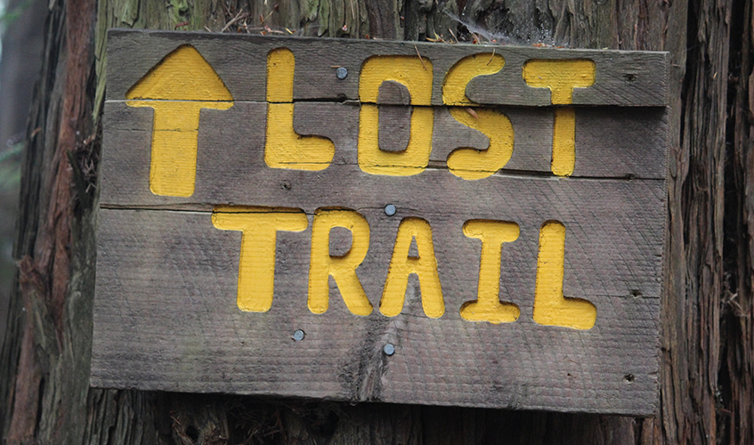 Lost Trail, Jaxon Stevens