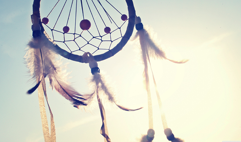 Dreamcatcher, photo by Dyaa Eldin
